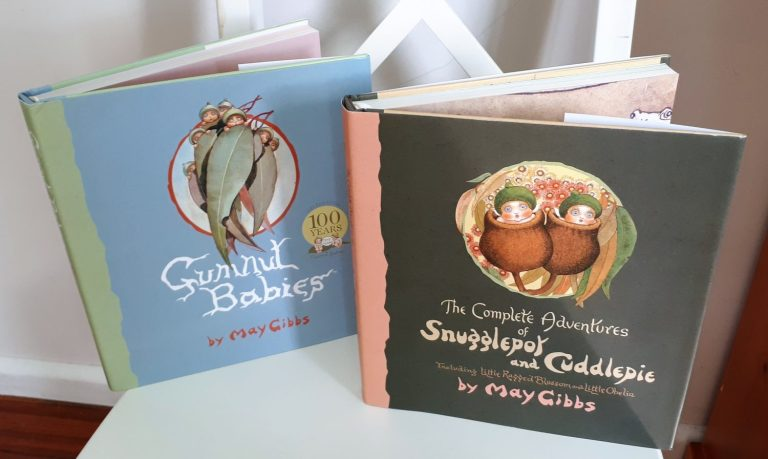 Centenary edition Snugglepot and Cuddlepie