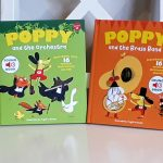 Poppy's musical storybooks