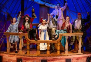 Peter Pan Goes Wrong giveaway
