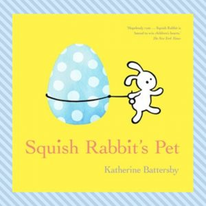 Squish Rabbits Pet by Katherine Battersby
