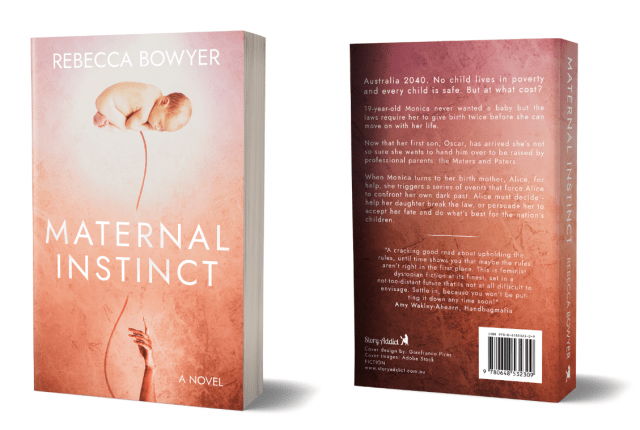Maternal Instinct by Rebecca Bowyer