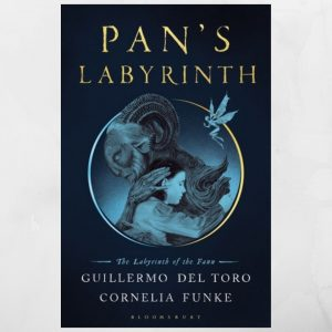 Pan's Labyrinth, by Cornelia Funke & Guillermo del Toro (sq)