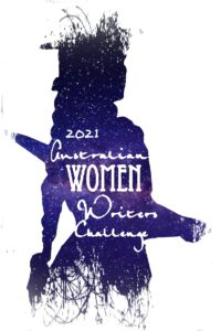 Australian Women Writers Challenge 2021 logo